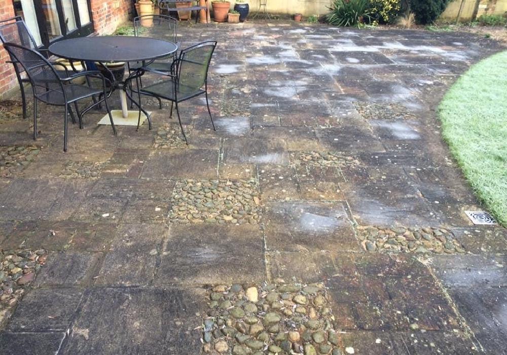 best patio cleaners salisbury