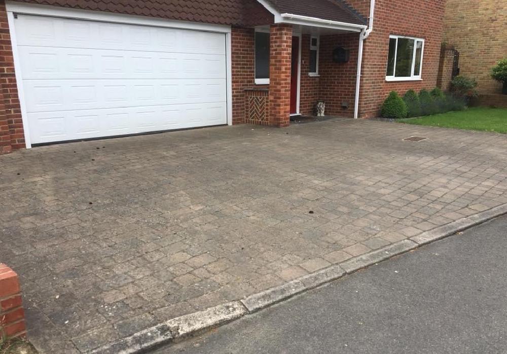 block paving cleaners salisbury