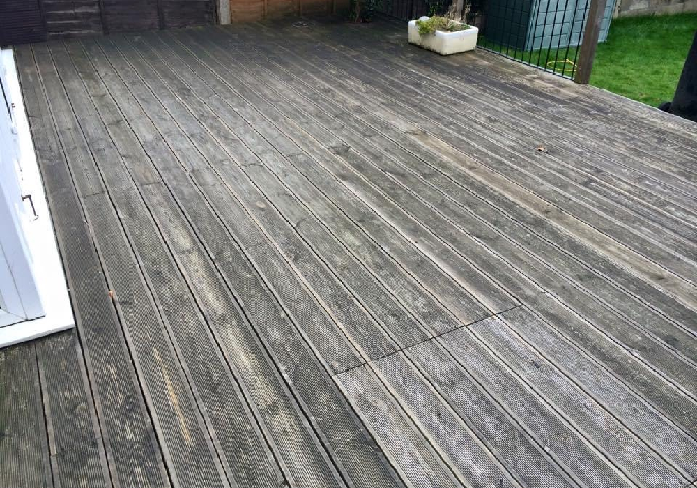 decking cleaners in salisbury