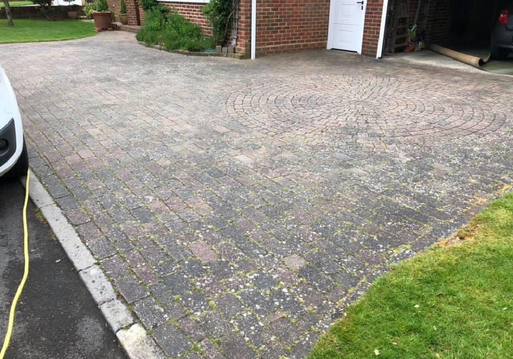 driveway cleaning salisbury