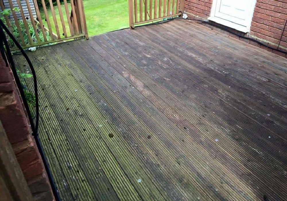 salisbury decking cleaners