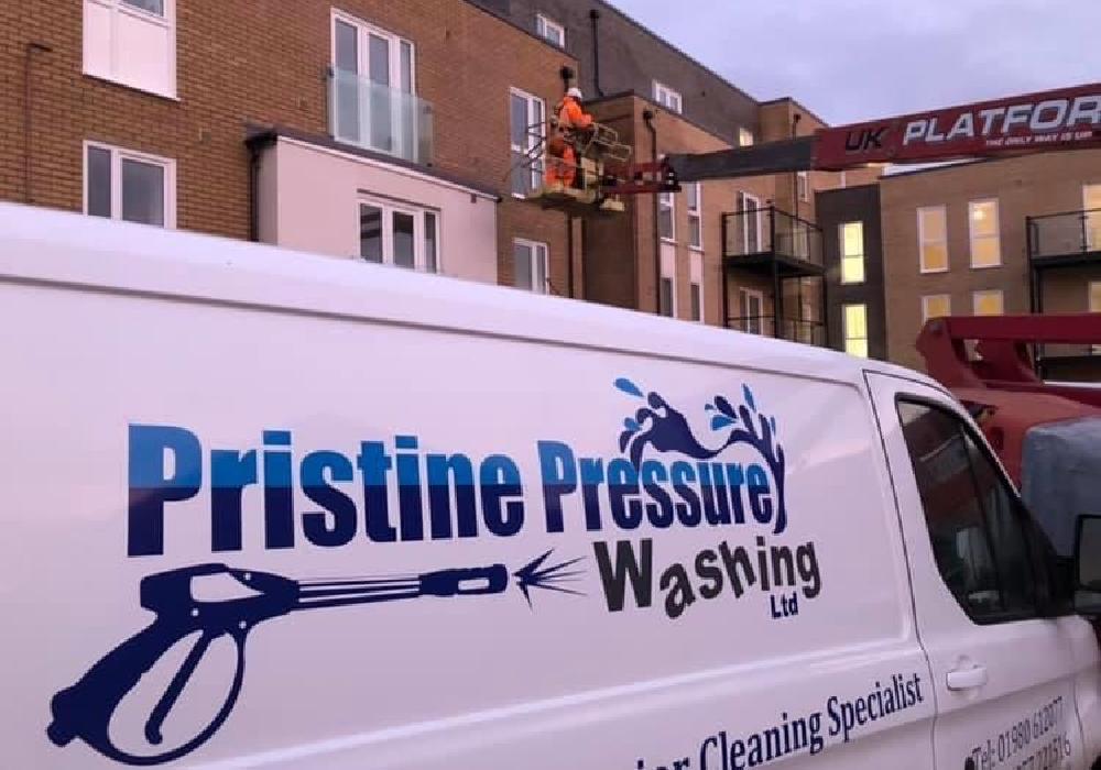 Pressure Washing Salisbury